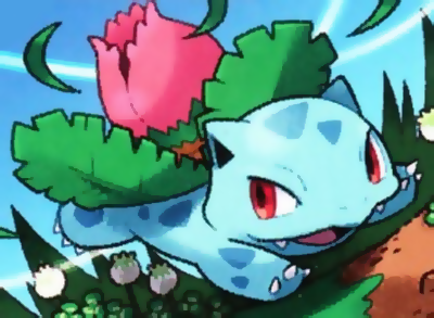 How to Draw Ivysaur from Pokemon wit Easy Steps for Kids