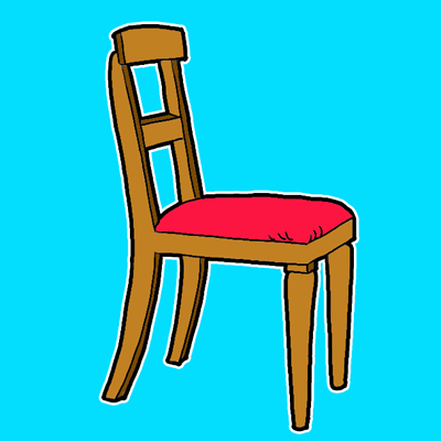 How to Draw  a Chair in the Correct Perspective with Easy Steps