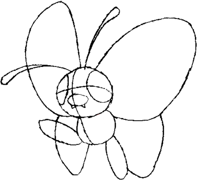 butterfree-step6