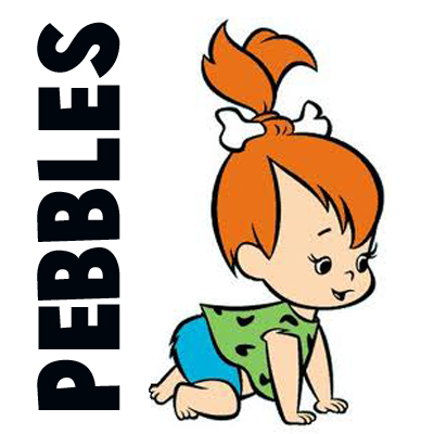 How to Draw Pebbles from The Flinstones with Easy Step by Step Drawing Tutorial