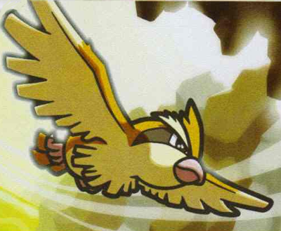 How to Draw Pidgey from Pokemon with Easy Step by Step Drawing Lesson