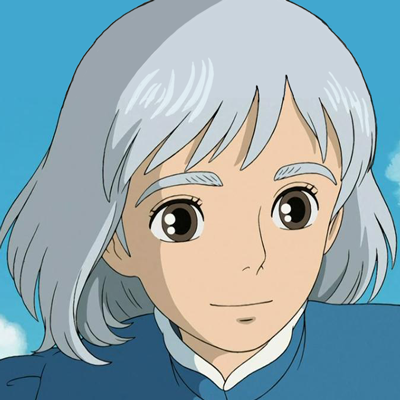 How to Draw Sophie Hatter Pendragon from Howl's Moving Castle in Easy Steps Lesson