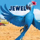 How to Draw Jewel from Rio and Rio 2 in Easy Steps by Step Drawing Lesson
