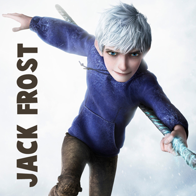How to Draw Jack Frost from Rise of the Guardians in Easy Step by Step Drawing Tutorial