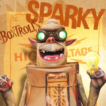 How to Draw Sparky from Boxtrolls in Simple Steps Drawing Lesson