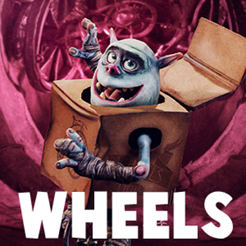 How to Draw Wheels from Boxtrolls in Simple Steps by Step Drawing Lesson