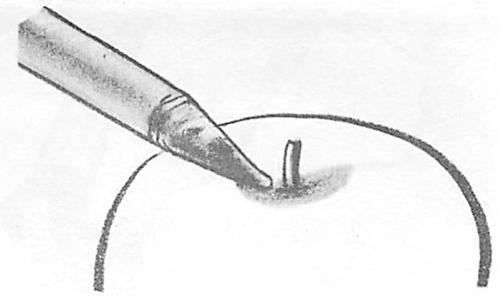 drawing stump