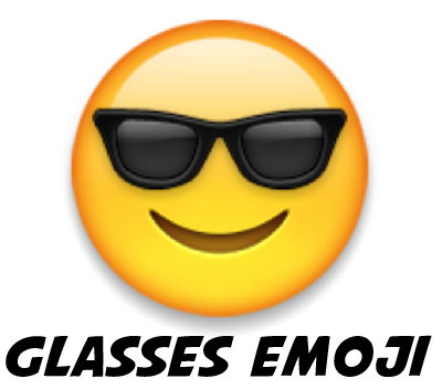 How to Draw Sunglasses Emoji Face with Easy Steps Tutorial