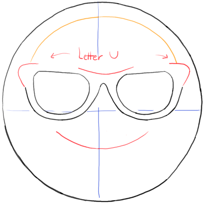 step05-bw-drawing-sun-glasses-emoji-face