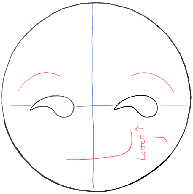 step05-how-to-draw-smirking-face-emoji