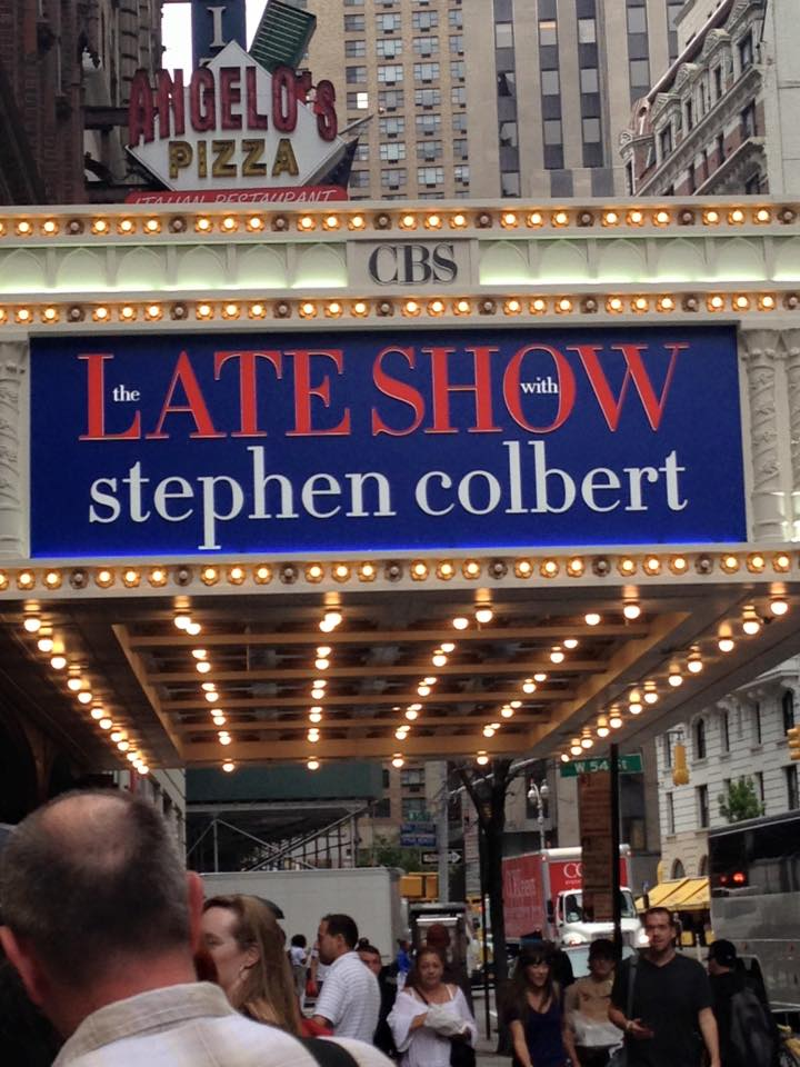 Late Show with Stephen Colbert - Ed Sullivan Theater