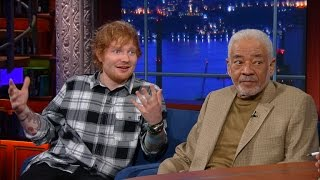 Ed Sheeran and Bill Withers