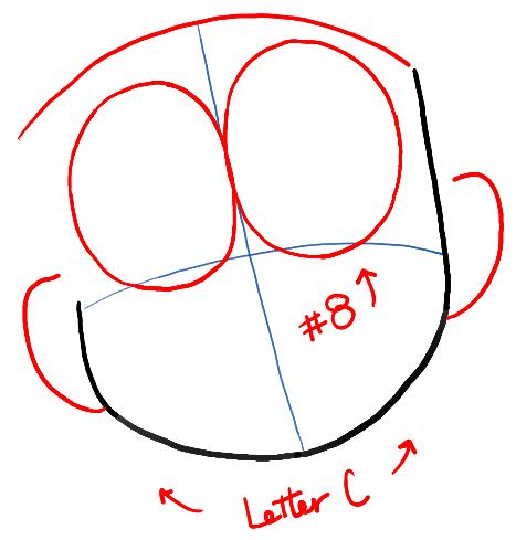 step02-how-to-draw-Nobita-Nobi-from-doraemon
