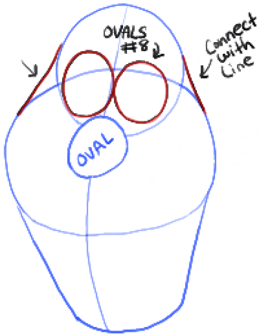 How To Draw Olaf The Snowman From Disneys Frozen Drawing Tutorial How To Draw Dat